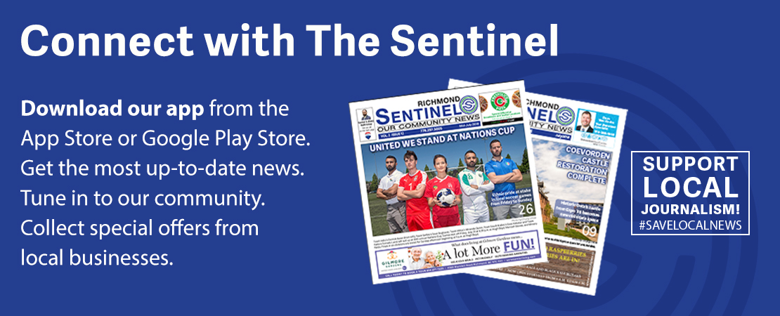 Richmond Sentinel Advertisement