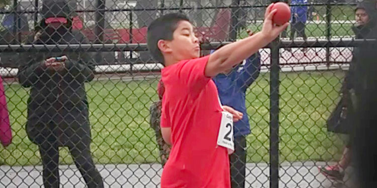 Kajaks hosting B.C. elementary track and field championships