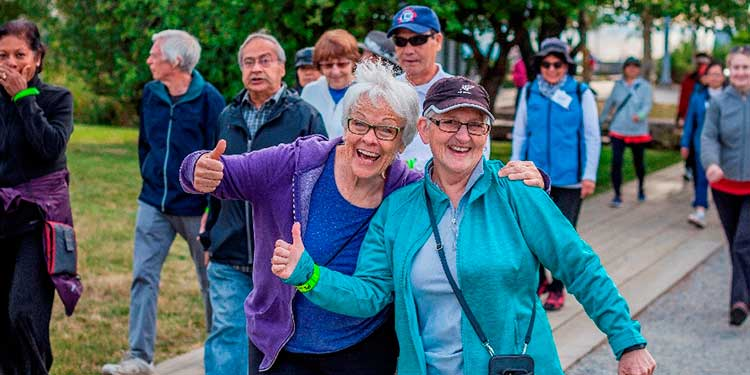 Seniors week chock full of activities