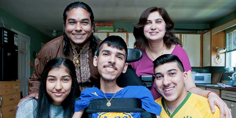 Habitat's home gives hope to Rai family