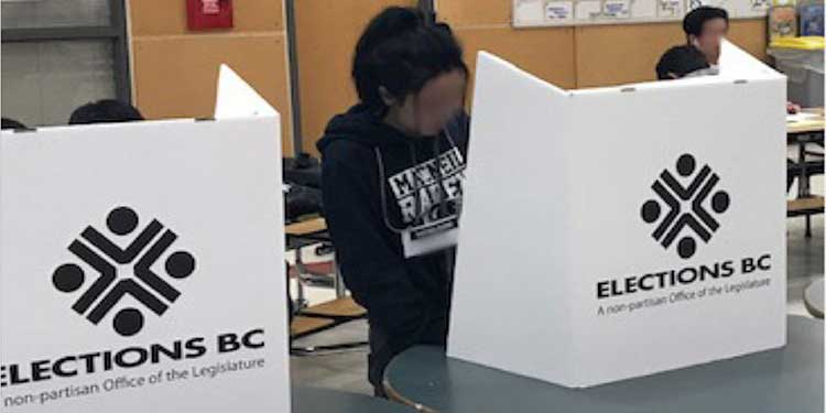 From voices to votes: B.C. Student Vote at MacNeill