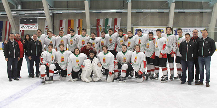 Hungarian hockey team needs billets