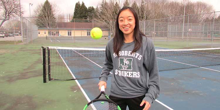 Richmond tennis star off to Yale University