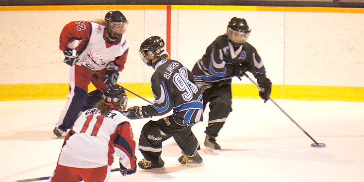 West Coast Classic ringette rings in the new year