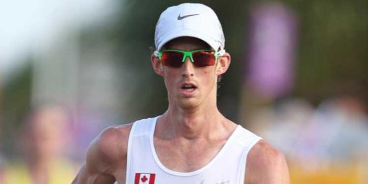 Dunfee named to Pan Am Race Walking Cup team