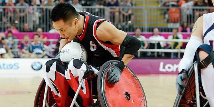 Paralympian Chan passes suddenly