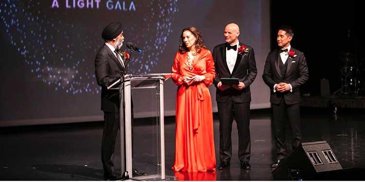 Gala raises $120,000 for Canucks Autism Network