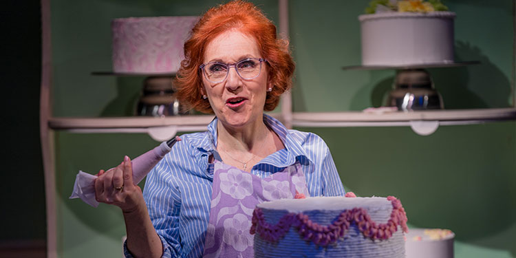 Meaningful laughter is a piece of cake at Pacific Theatre