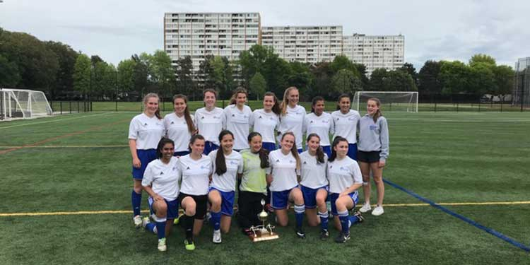 Centaurs stall McMath soccer mission