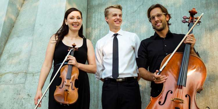 Celebrate Canada's music heritage with Somerset Trio