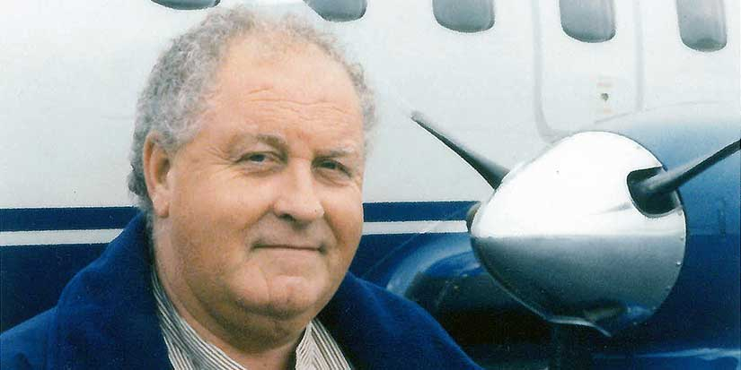 Airline founder Daryl Smith passes at age 80