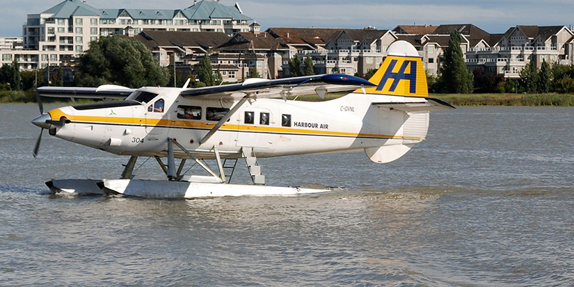 Harbour Air resuming Richmond flights next week