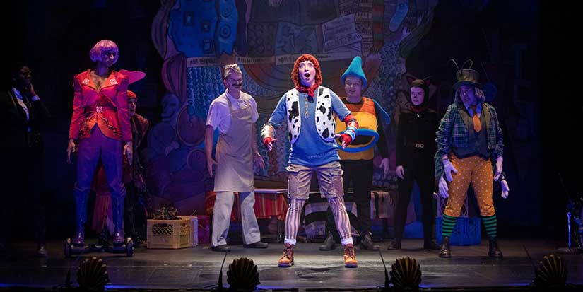 East Van Panto Pinocchio a hit
