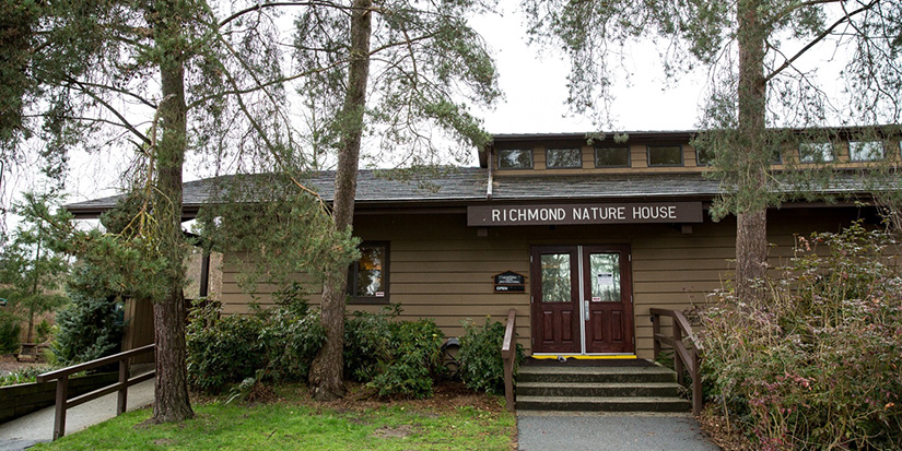 Richmond Nature House re-opens