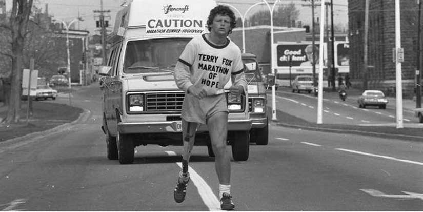 Terry Fox Run Sunday at Garry Point
