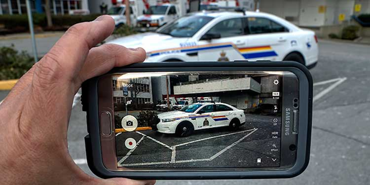Stolen shots: your rights when videoing the police