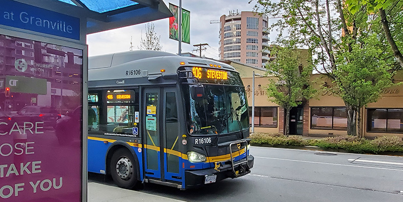 Richmond ridership down significantly, Translink says