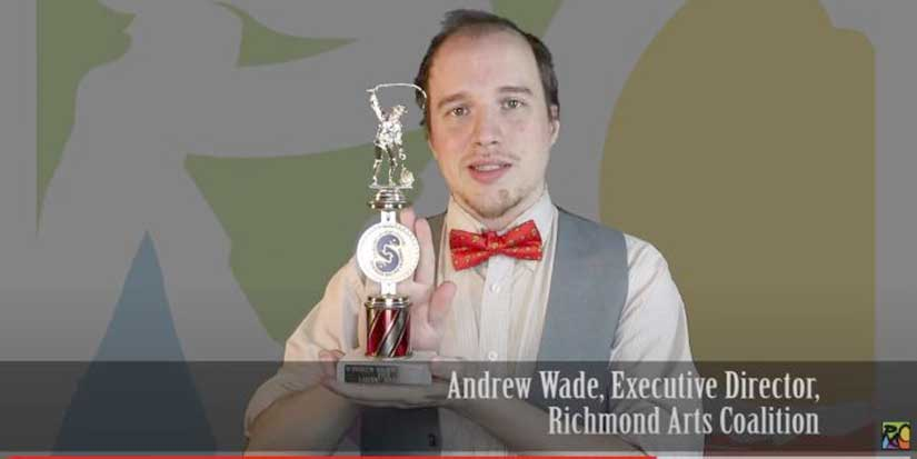 Nominate now for Richmond Arts Awards