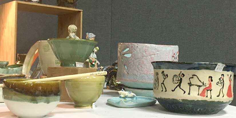 Richmond Potters Club ever-expanding