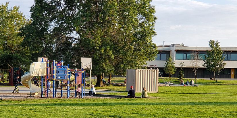 Two Richmond schools to receive new playgrounds