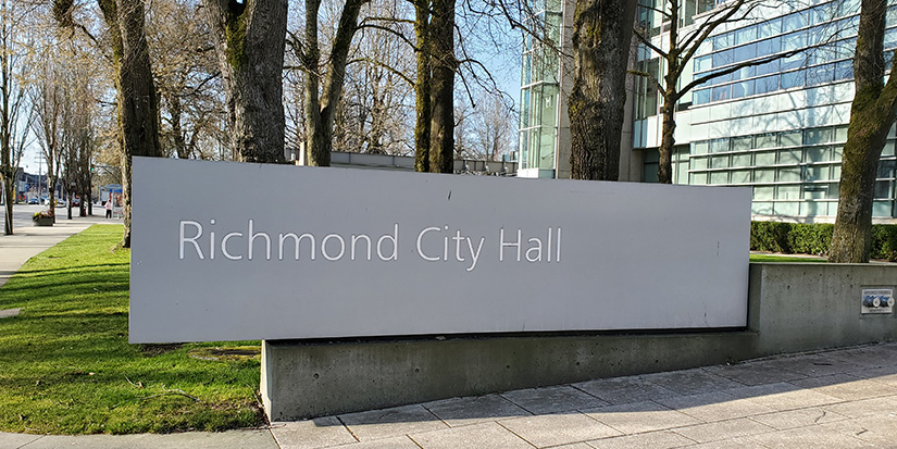 Richmond civic services closed this weekend