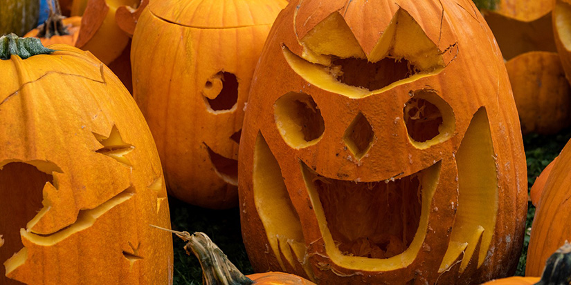 Celebrate Halloween online in Richmond