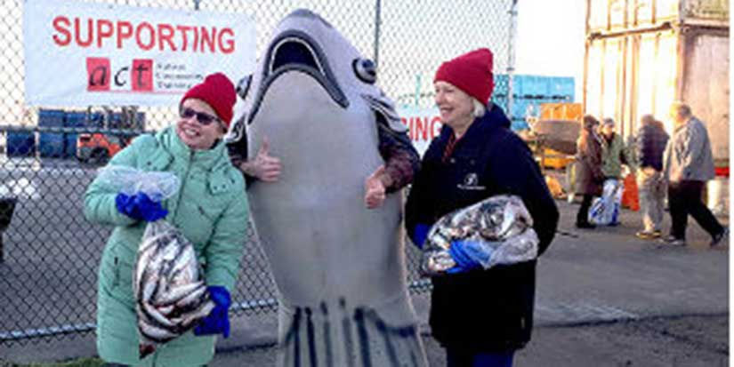 Steveston herring sale to support autism