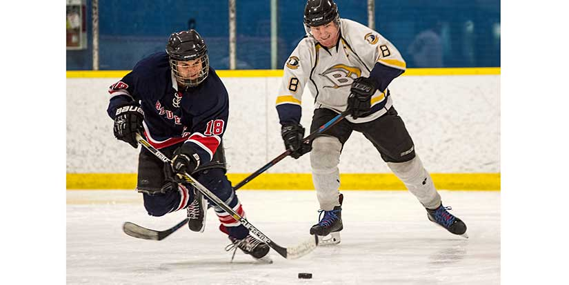 Hockey jamboree supports KidSport