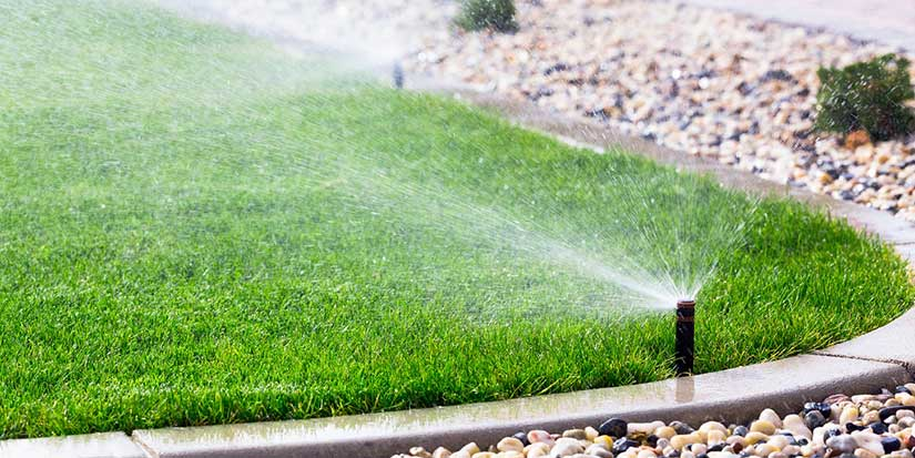 Lawn watering regulations now in effect