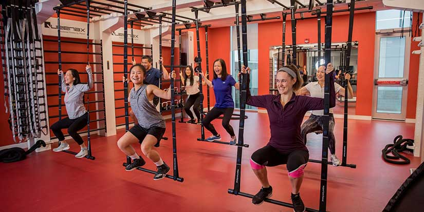 Minoru fitness centre now open