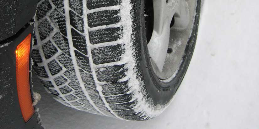 Some winter tire restrictions still in place