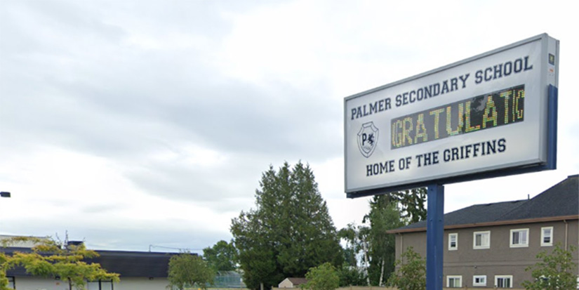 Palmer secondary gets COVID-19 exposure alert