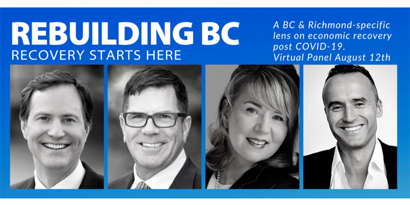 "Chamber holding ""Rebuilding BC"" virtual panel discussion"