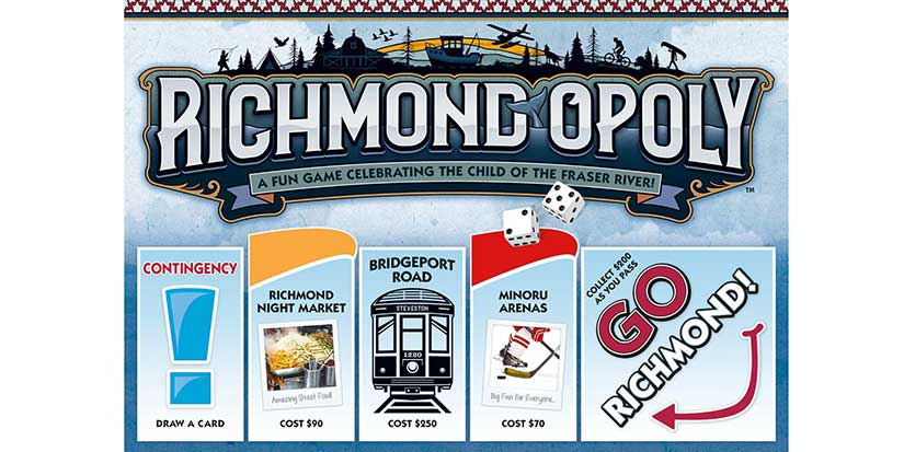 Board game celebrates Richmond