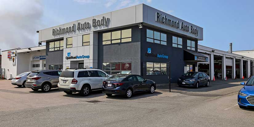 Richmond Auto Body earns rare certification