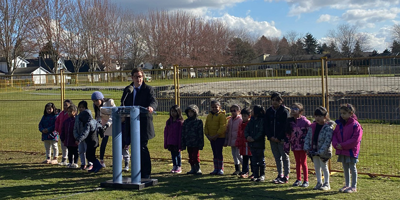 Federal funding will help with BC school restart