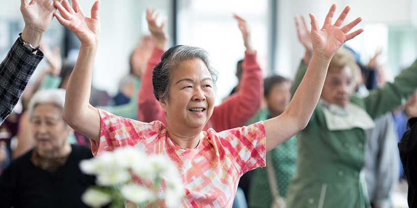 National Seniors Day Oct. 1