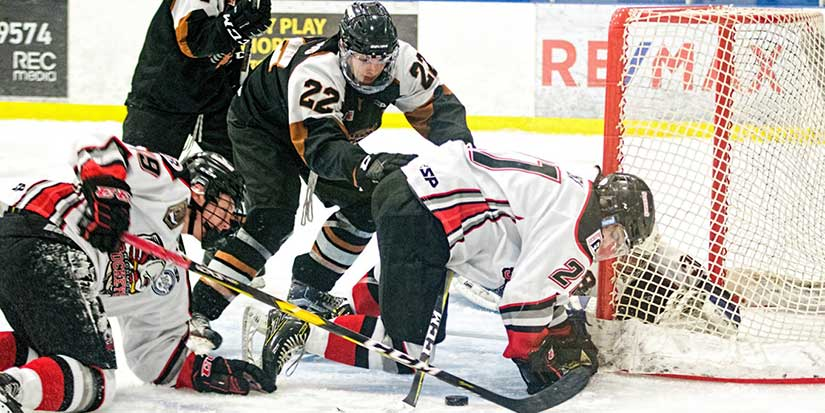 Junior hockey showcase Jan. 3 to 5 at Minoru Arenas