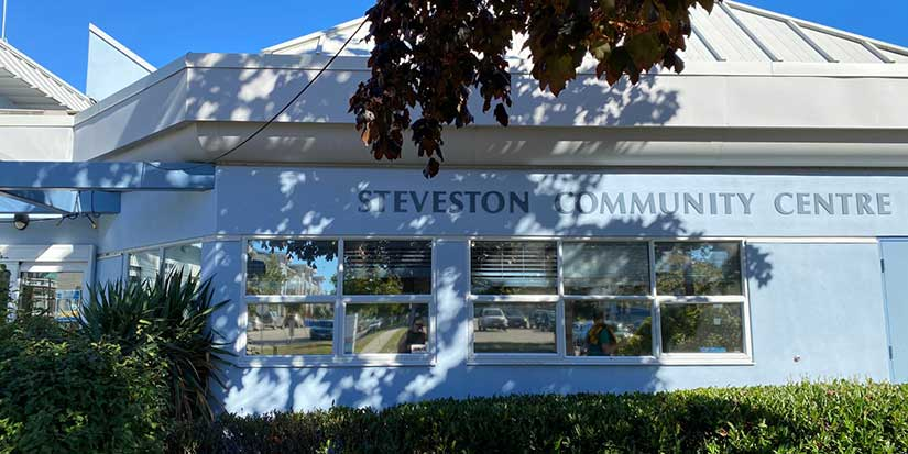 Replacing Steveston Community Centre and library on the table