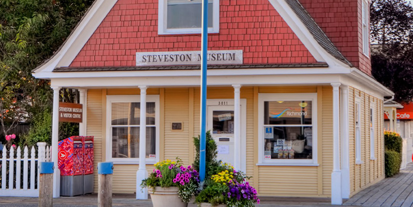 Thoughts on re-imagining Steveston Museum