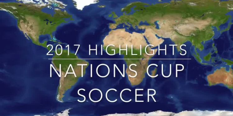39th Nations Cup this weekend. Relive moments from the 2017 soccer tournament.