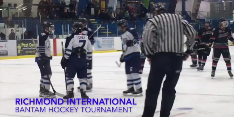 Richmond International Bantam/Midget Tourney